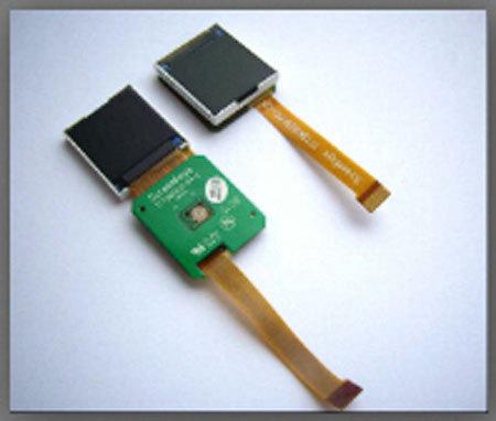 TFT-Display 128xRGBx128