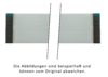 Flexkabel Raster 0,8mm, Typ A, bis 20pol, Länge 58mm