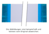 Flexkabel Raster 0,5mm, Typ A, bis 40pol, Länge 40mm