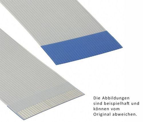 Flexkabel Raster 1,0mm, Typ D, bis 22pol, Länge 250mm