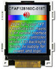 "1,77"" TFT-Farb-Modul, CFAF128160C-018T"