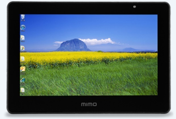 "MIMO UM-760RF, 7"" Monitor resistive Touch, VESAmount"