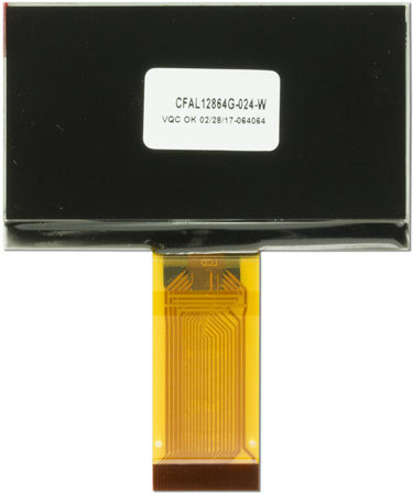"2,4"" OLED-Modul, CFAL12864G-024W"