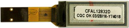 """0,91"""" OLED-Modul, CFAL12832D-B"""